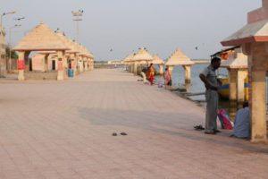 Triveni Sangam - Somnath, Gujarat
